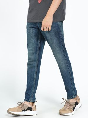 REALM Mid Wash Slim Jeans
