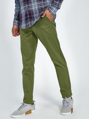 Blue Saint Basic Slim Fit Trouser