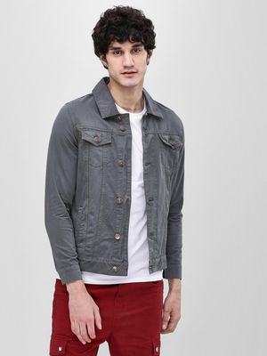 Blue Saint Twin Patch Pocket Denim Jacket