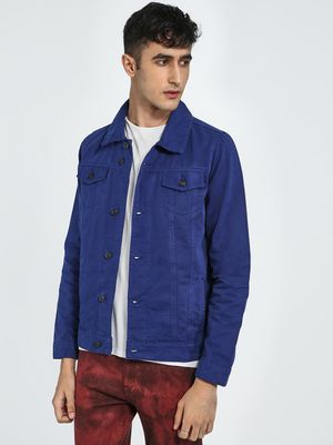 Blue Saint Overdyed Denim Jacket