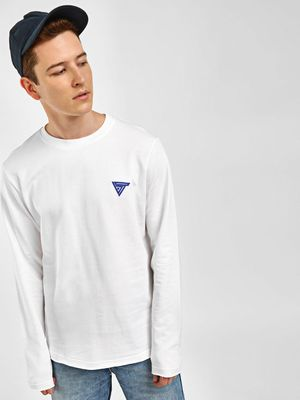 Blue Saint Basic Crew Neck Sweatshirt