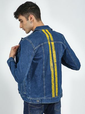 Blue Saint Regular Fit Denim Jacket