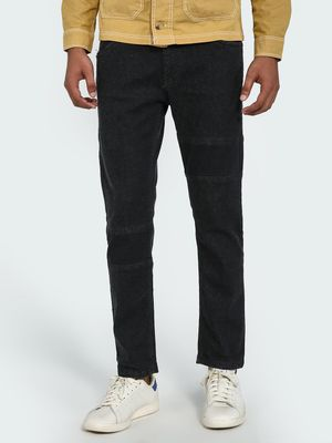 Blue Saint BLUE SAINIT Front Panelled Slim Fit Jeans