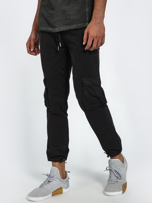Blue Saint Utility Pocket Slim Joggers