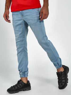 Blue Saint Basic Denim Jog Pants