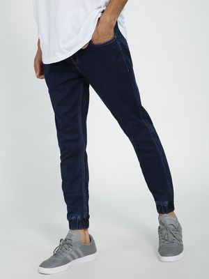 REALM Basic Slim Fit Denim Jogger