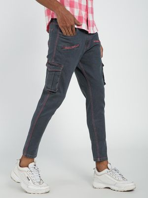 REALM Twin Wash Skinny Jeans