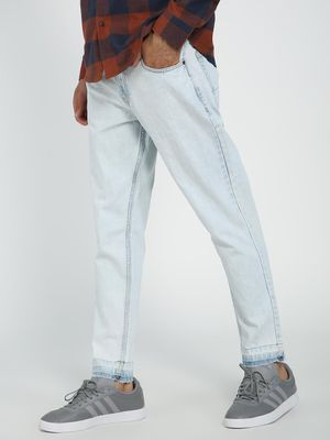REALM Light Wash Regular Fit Jeans