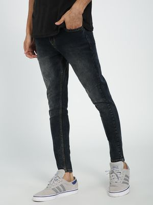 REALM Mid Wash Skinny Jeans