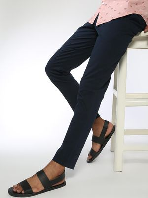 AMON Basic Skinny Fit Trousers