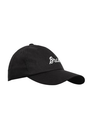 Lazy Panda Bruh Embroidered Baseball Cap