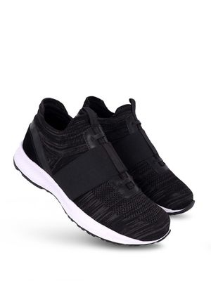KLEAT Flyknit Panelled Slip-On Shoes