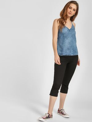 LC Waikiki Classic Cropped Skinny Trousers