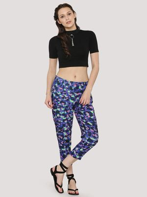 KOOVS Printed Trousers