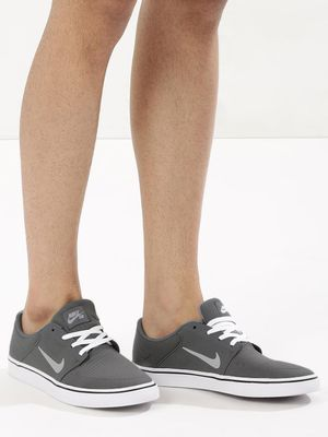 Nike Sb Portmore Canvas Skateboarding Shoes