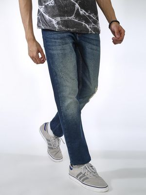 Blue Saint Light-Wash Slim Fit Jeans