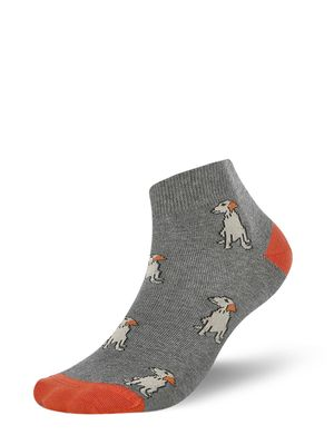 Mint & Oak Man's Best Friend Ankle Socks