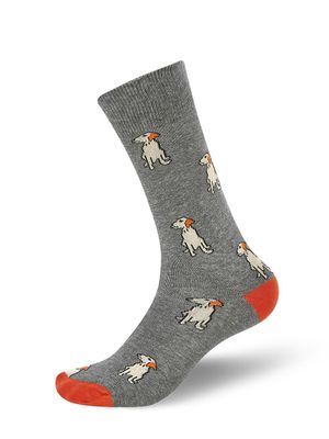 Mint & Oak Man's Best Friend Crew Socks