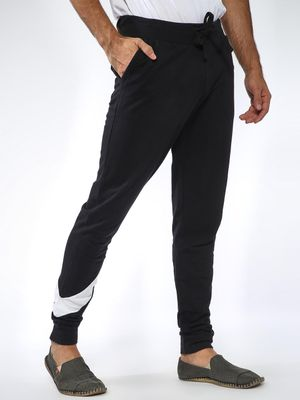 Blue Saint Colour Block Jog Pants