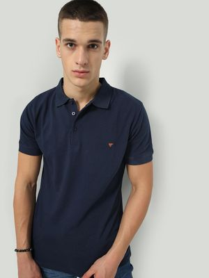 Blue Saint Short Sleeve Polo Shirt