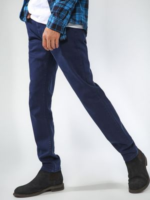 Blue Saint Skinny Fit Trousers