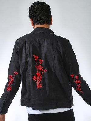 Sheltr Twin Patch Pocket Denim Jacket