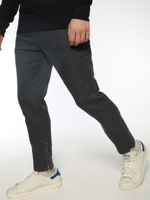 Sheltr Zip Hem Overstitch Pocket Jogger