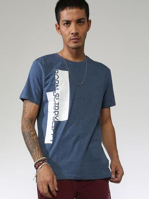 Sheltr Text Placement Graphic Print T-Shirt