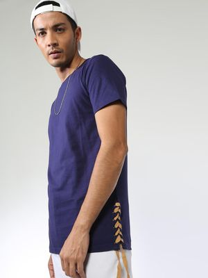 Sheltr Back Logo Print T-Shirt