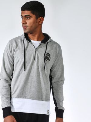 REAL MADRID Basic Casual Sweatshirts
