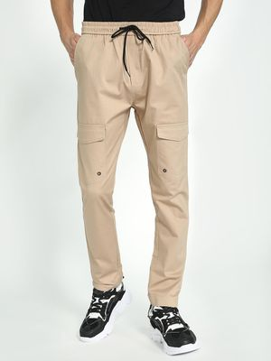 CHELSEA KING Lightweight Utility Cargo Chinos