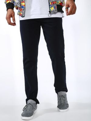 Blue Saint Regular Fit Trousers