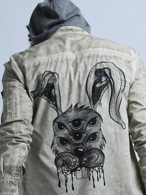 Good Stuff Bunny Pigmented Long Sleeve Shirt