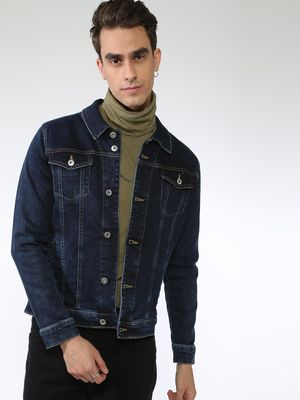 Blue Saint Denim Twin Pocket Jackets