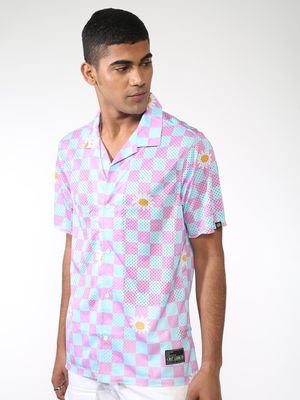 ABG Printed Causal Shirt