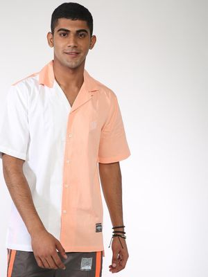 ABG Colour Block Casual Shirt
