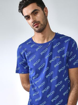 IMPACKT All Over Print Round Neck T-shirt
