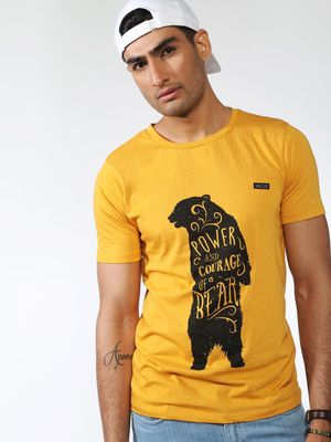 IMPACKT Graphic Print T-Shirt