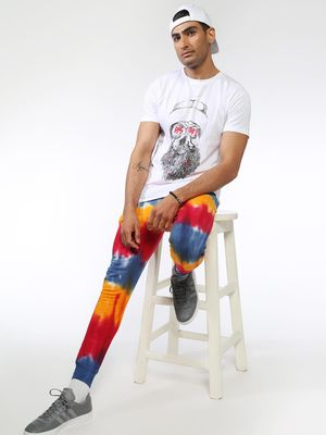 IMPACKT Graphic Placement Printed T-Shirt