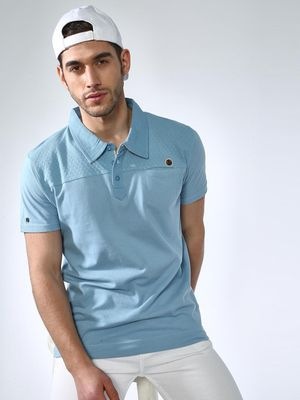 SMUGGLERZ Inc. Basic Muscle Fit Polo Shirt