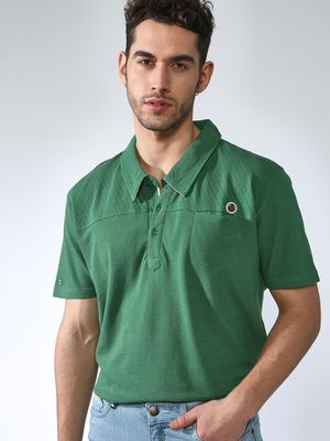 SMUGGLERZ Inc. SMUGGLERZ Basic Casual Polo Shirt
