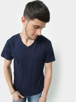 KOOVS Casual Basic T-Shirt