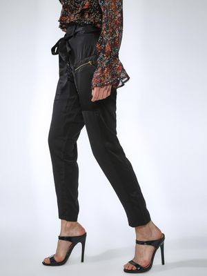 Oxolloxo Zip Lock Pockets Pant
