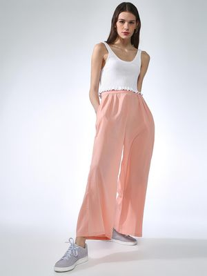 Oxolloxo Regular Fit Flare Pant