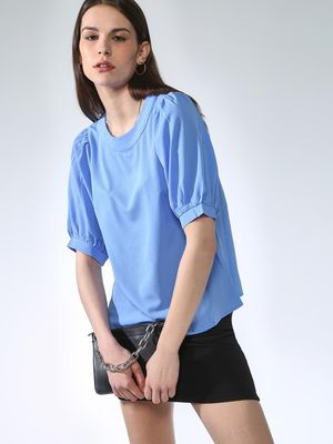 Oxolloxo Basic Casual Regular Fit Top