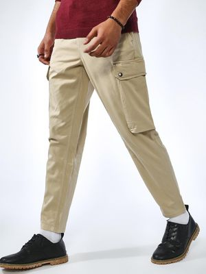Blue Saint Utlity Pocket Regular Trousers