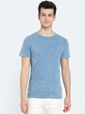 AMON Cloud Wash Slim T-Shirt