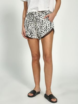 Oxolloxo Graphic Print Shorts