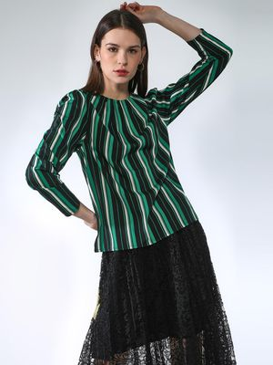 Oxolloxo Vertical Stripes Tops