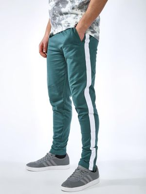 Blue Saint Side Tape Slim Fit Joggers